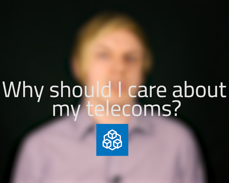 Why should I care about my telecoms? image