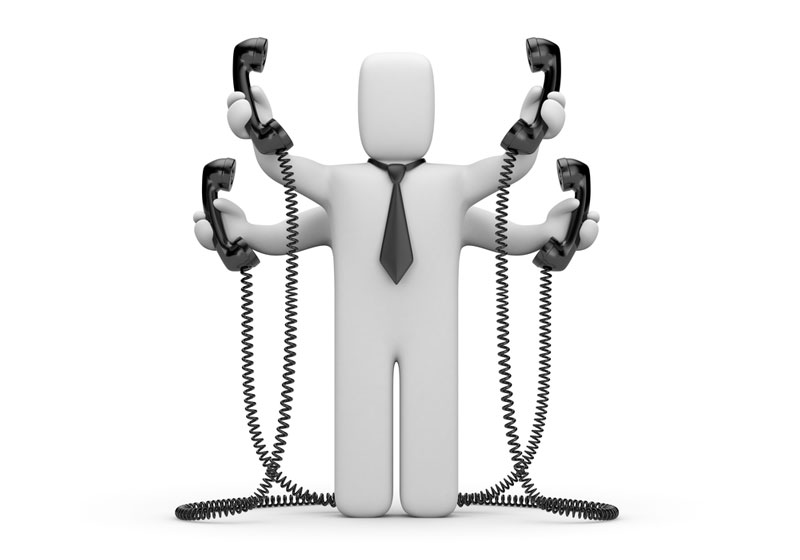 Does your call handling reflect badly on your business? image