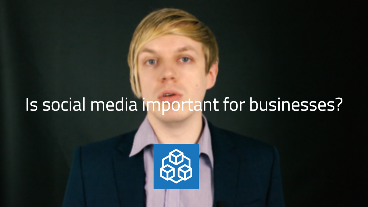 Video: Is social media really relevant for businesses? image