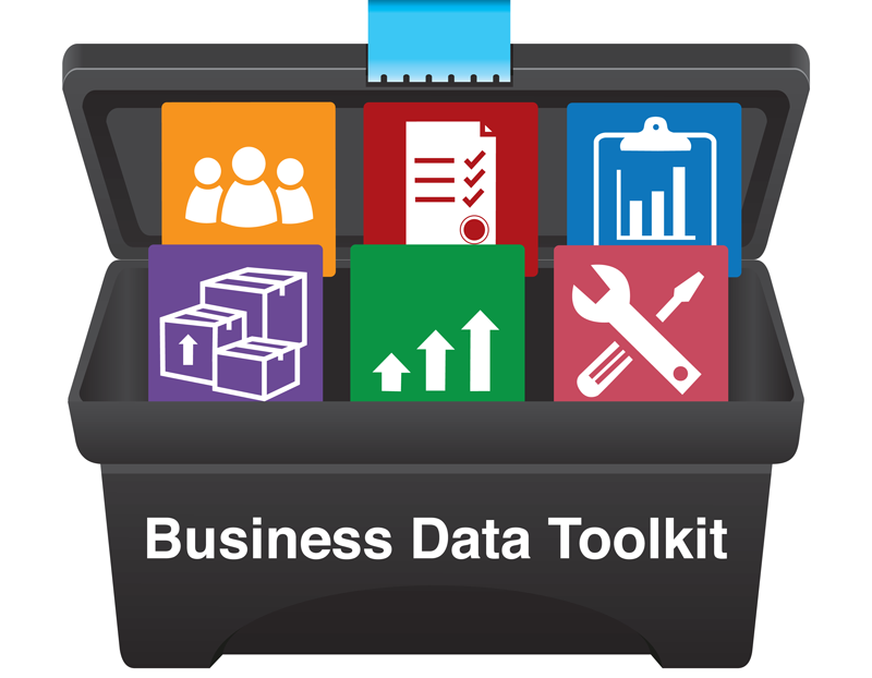 Video: What is the business data toolkit? image